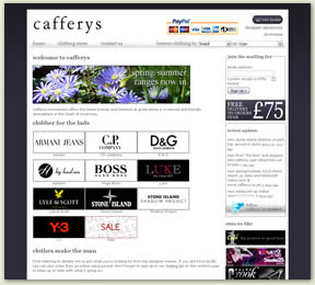 Cafferys Menswear