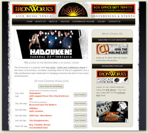 Ironworks Music Venue