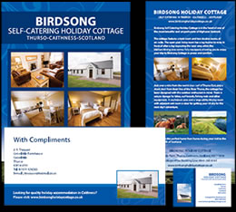 Birdsong Holiday Cottage