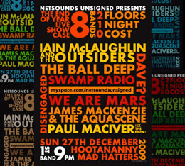 Netsounds Unsigned