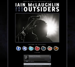 Iain McLaughlin & The Outsiders
